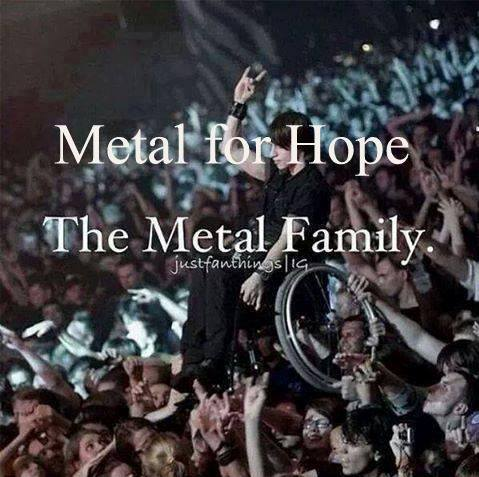 Metal For Hope